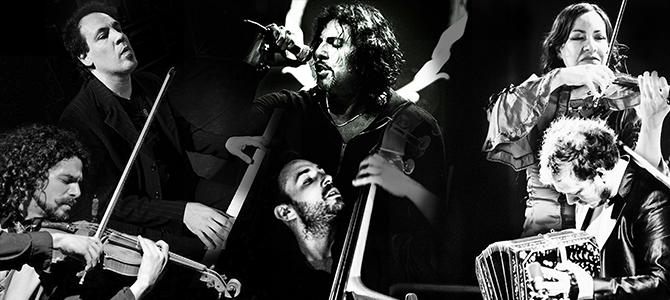 29.05.2016 – Energia, pasja, gorące tango – koncert Sexteto Milonguero